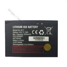 W-7 W7 Bateria Para Netgear Sierra Aircard 790 S 810 S Roteador Sem Fio Da Bateria 2930 mAh 3.8 V Li-Ion De Lítio Baterias recarregáveis