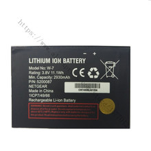 W-7 Battery W7 For Netgear Sierra Aircard 790S 810S Battery Wireless Router 2930mAh 3.8V Li-Ion Lithium Rechargeable Batteries