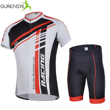 New short sleeve ropa ciclismo hombre mtb cycling clothing cycling clothes china bike Men Cycling Jerseys Quick-Dry bike clothes