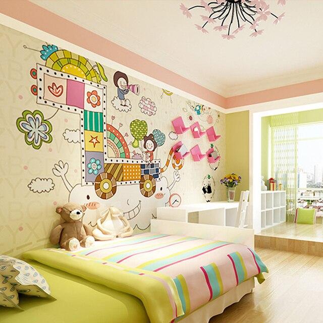 Benutzerdefinierten Hintergrund 3d Tapete Fur Schlafzimmer