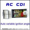 Caixa CDI 5PIN AC variável Auto ângulo de ignição para Scooter Macaco DIO 50 Farra XR Dirt BIke Go-Kart ATV TGB Laser R5 R9