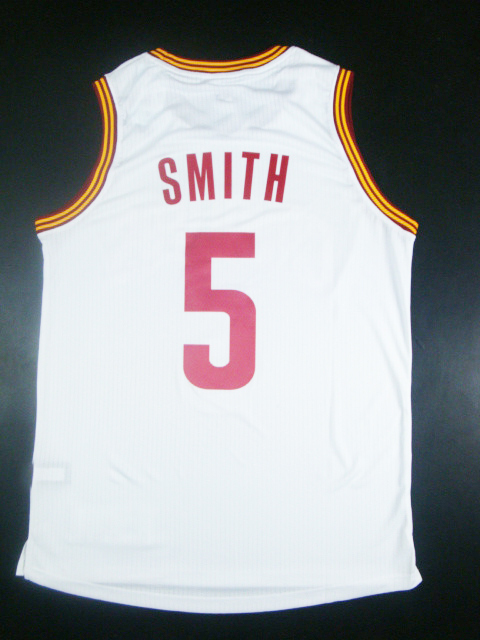 Men s Basketball Jersey  5 JR Smith Jerseys blue yellow red white  Embroidery logo REV 30 Stitched sport shirt Accept custom-in Basketball  Jerseys from ... 5bc77b177