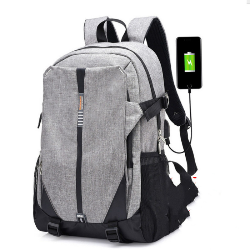 fashion College Student School Backpack teenager boys girls man bag Casual travel Rucksack Laptop Backpack Women Mochila escolar
