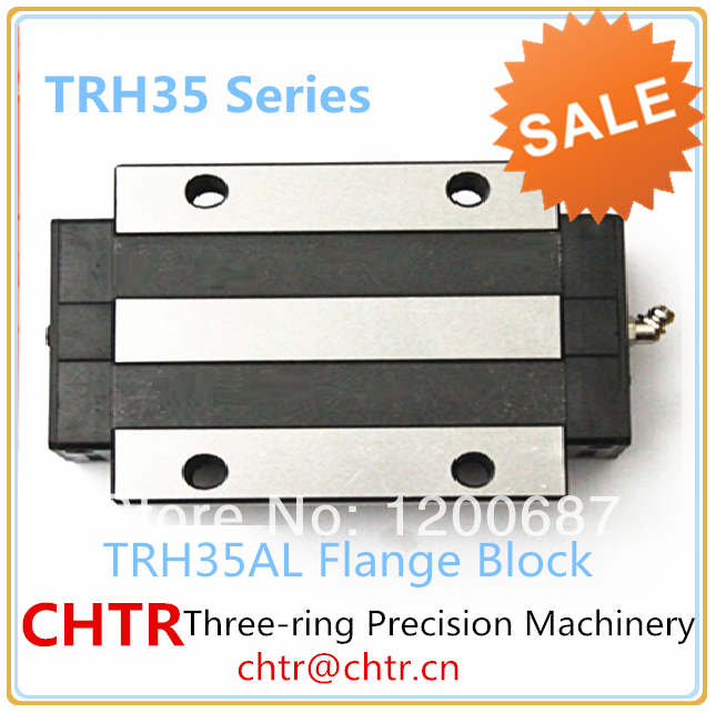 Factory Price Linear Guideway Block Linear Guide Support Carriage TRH35AL Made in China linear transmission pillow block linear guide support carriage trh30b