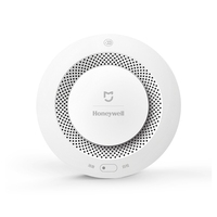2017 Original Xiaomi Mijia Honeywell Fire Alarm Detector Audible Visual Smoke Sensor Remote Mi Home Smart