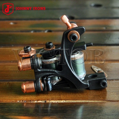 New arrival wholesale price johnny irons tattoo machines for Tattoo gun prices
