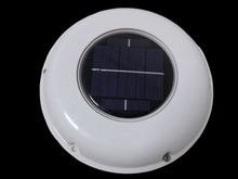 portable solar powered ventilator fan for mobile toilet tents car chicken house RV boats