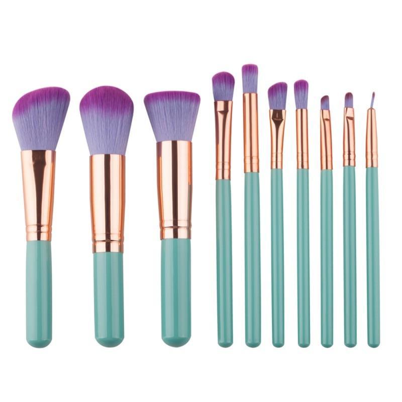 Beauty Palette Makeup Powder Make Up Brushes Sets Maquiagem Accessories Brush Maquillaje Paleta De Sombra тушь make up factory make up factory ma120lwhdr04