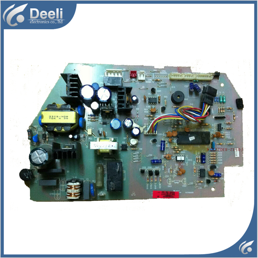 95% new good working for Haier Air conditioning computer board KFR-35W/0523 KFR-35W/0123 0011800208T circuit board 90% new used for air conditioning computer board circuit board kfr 25wx bp1 kfr 25gw bpx2 0600169 good working