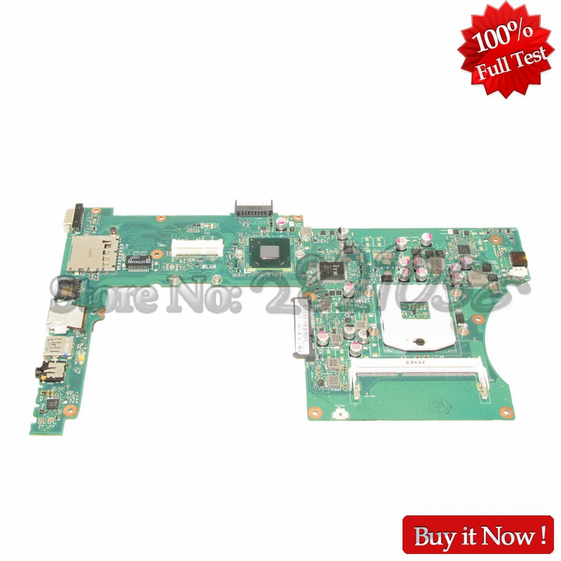 NOKOTION 60-N30MB1103 Notebook PC Main Board For Asus X401A laptop motherboard SJTNV HM70 DDR3 nokotion sps v000198120 for toshiba satellite a500 a505 motherboard intel gm45 ddr2 6050a2323101 mb a01
