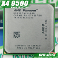 AMD Phenom  X4 9500 CPU Processor Quad-CORE (2.2Ghz/ 2M / 95W / 2200GHz) Socket  am2+ free shipping 940 pin,there are, sell 9550