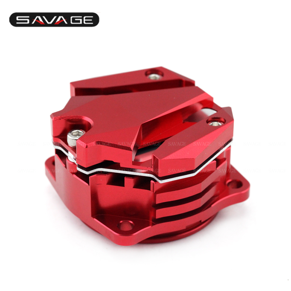For DUCATI MONSTER 659 696 796 NEW CNC Engine Head Rocker Arm Side Cap Cover Motorcycle Accessories Aluminum Red motocycle accessories for ducati monster 659 696 796 1100 s alternator cover black