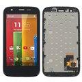 Для Motorola MOTO G XT1032 XT1033 Полный ЖК-Дисплей Панель С Сенсорным Экраном Дигитайзер Стекла Ассамблеи С Рамкой, бесплатная доставка
