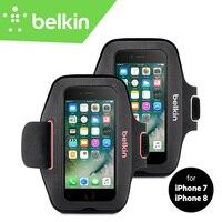 New Arrival Belkin Original Sport Fit Jogging GYM Armband Bag Hand Washable Case For IPhone 7