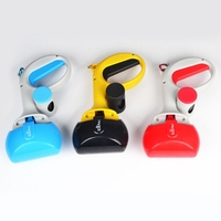 1Pcs Convinien Portable Pet Pooper Scooper Dog Waste Scoop Sanitary Pickup Remover For Outdoor Cleaning Puppy