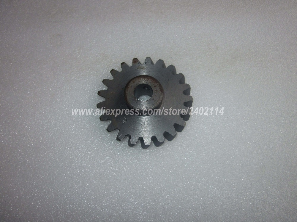 Shenniu Bison SN254 tractor, the gear for hydraulic pump, part number: моторное масло zic x9 5w 30 4л синтетическое