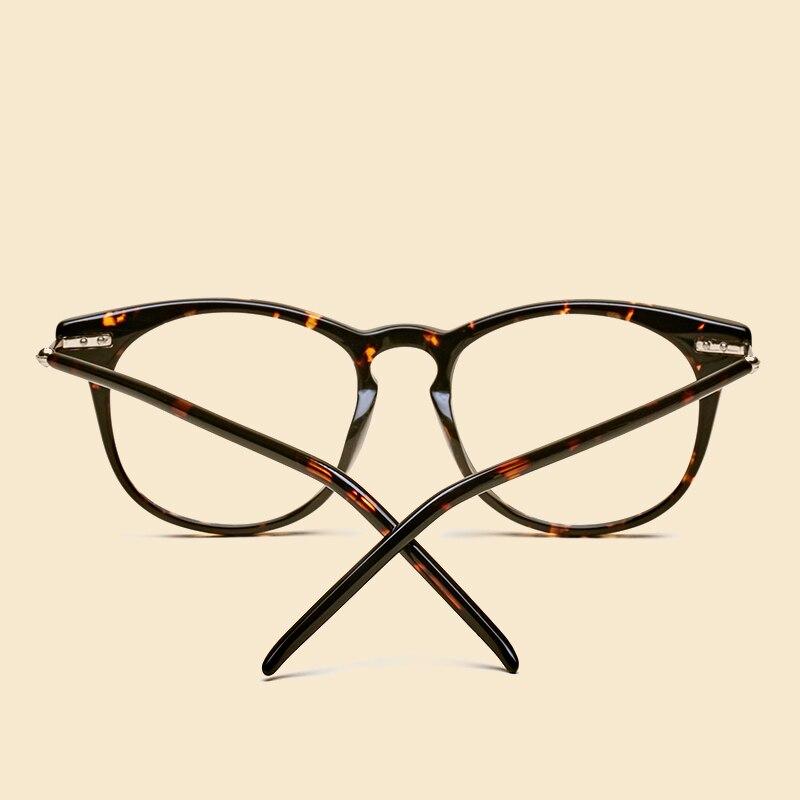 LIYUE Vintage opitcal Brille Männer Brillengestell Neue Marke Frauen - Bekleidungszubehör - Foto 3