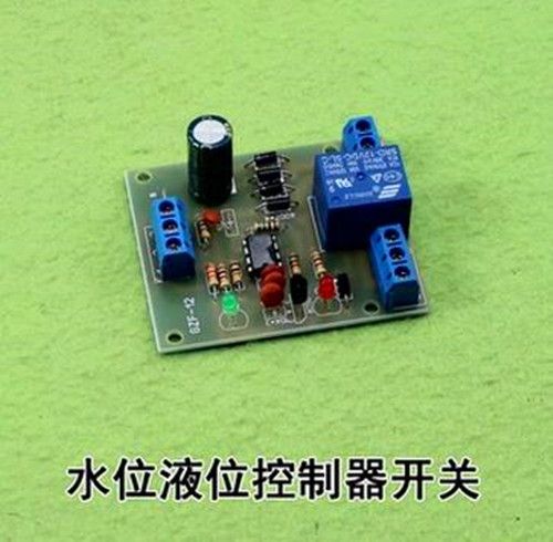 Free Shipping!!! Water level controller switch /discharge control circuit board module s ...
