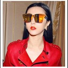 2017 New Oversize Cat Eye Sunglasses Women Fashion Summer Style Big Size Frame  Mirror Sunglasses Female Oculos UV400 3257 a74b9bbfbd45