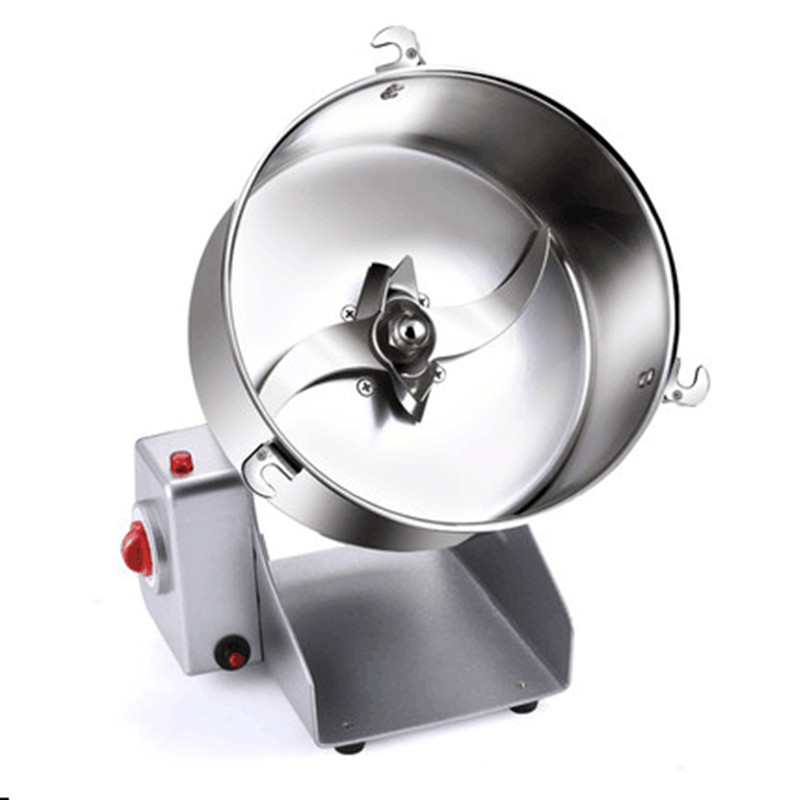 220V Electric 3500g Coffee Herb Grain Dry Grinder Machine Commercial Multifunctional Powder Miller Big Capacity Household Grinde цена и фото