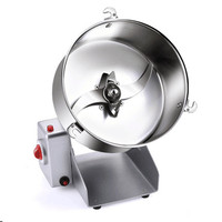 220V Electric 3500g Coffee Herb Grain Dry Grinder Machine Commercial Multifunctional Powder Miller Big Capacity Household Grinde