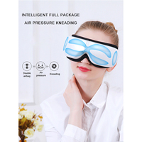 Eye Massage SPA Promote Eye Blood Circulation Relieve Fatigue Electric Relax Eye Care Music Vibration Heating Massage Device