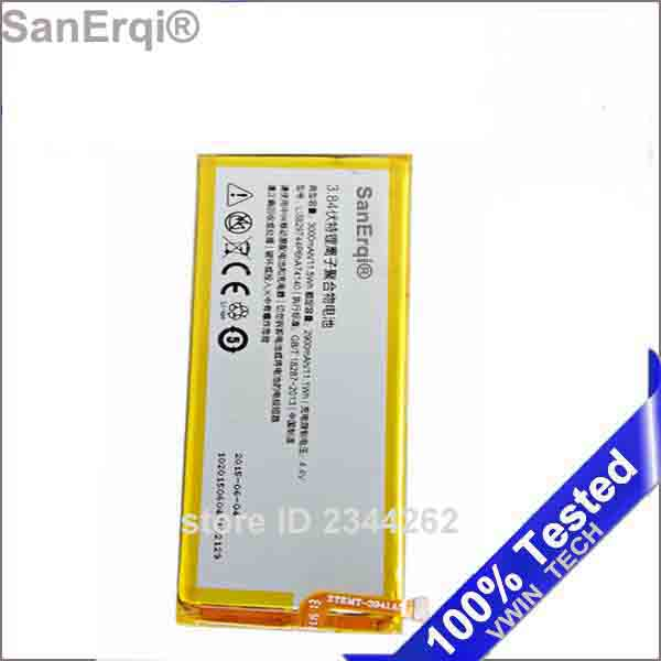For ZTE Nubia Z9 Max Battery Z9 Mini Z9 Max Plus NX508J NX511J NX510J Li3829T44P6hA74140 SanErqi