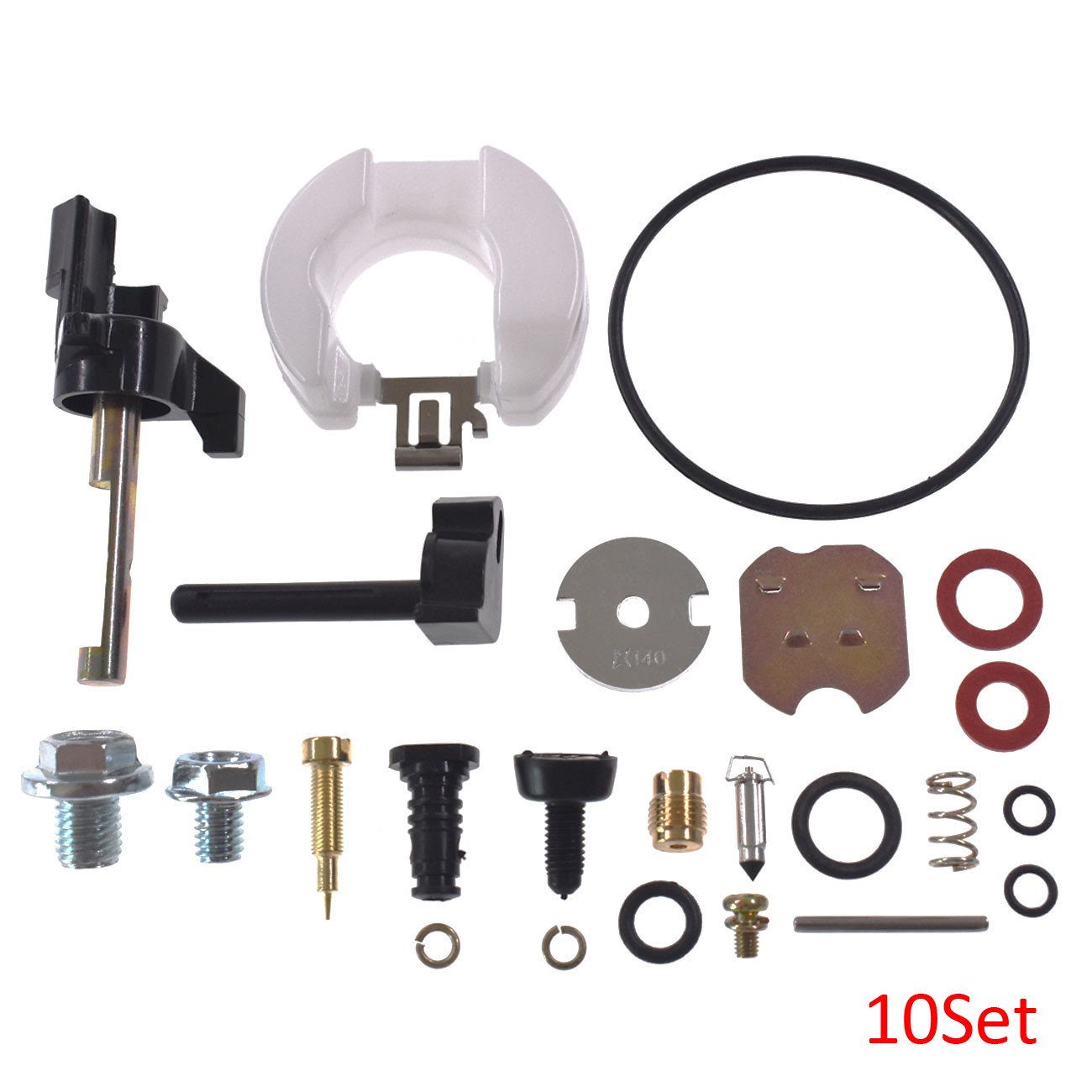 10Set Quality Carburetor Repair Kit Fits Honda GX160 GX200 Lawnmower  Replacement-in Chainsaws from Tools on Aliexpress.com | Alibaba Group