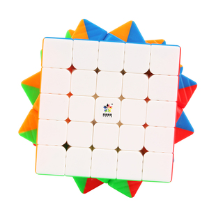 Image 2 - 新オリジナル渝信ちょっとした魔法5 × 5 × 5 m磁気キューブ62.5ミリメートルプロzhisheng 5 × 5スピードキューブ教育玩具子供のため
