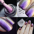 BORN PRETTY Chameleon UV Gel 5ml Blue Purple Soak Off Multi Chrome Gel Polish Top Base Coat Manicure Nail Art Varnish