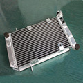 For Suzuki LTZ400 DVX400 KFX400 2003-2008 2004 2005 2006 Aluminum Alloy Radiator International free shipping