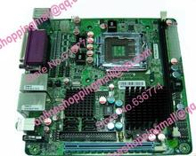 Mini-itx g41 industrial motherboard dual gigabit network card pcie-16x graphics card embedded motherboard