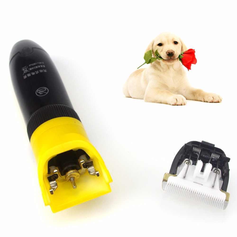 2017 LILI 295 триммер для волос для собак электрическая бритва для собак триммер для собак животные машинки для стрижки волос 110-240 В переменного тока