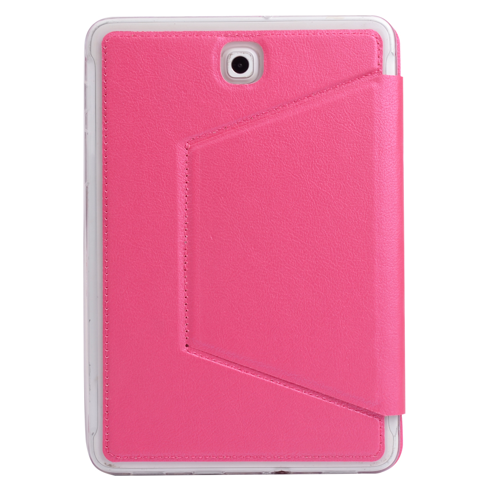 High Quality Super Slim Soft Silicone TPU Stand PU Leather Cover Case For Samsung Galaxy Tab S2 8.0 T710 T715 SM-T710 SM-T715 new x line soft clear tpu case gel back cover for samsung galaxy tab s2 s 2 ii sii 8 0 tablet case t715 t710 t715c silicon case