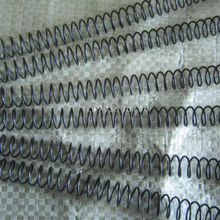 1.5 мм(wd) x16mm(od) x300mm(l) 1.5 мм Провода Диаметр Толщина 300 мм Длина Сталь Давление сжатия весна 3 шт