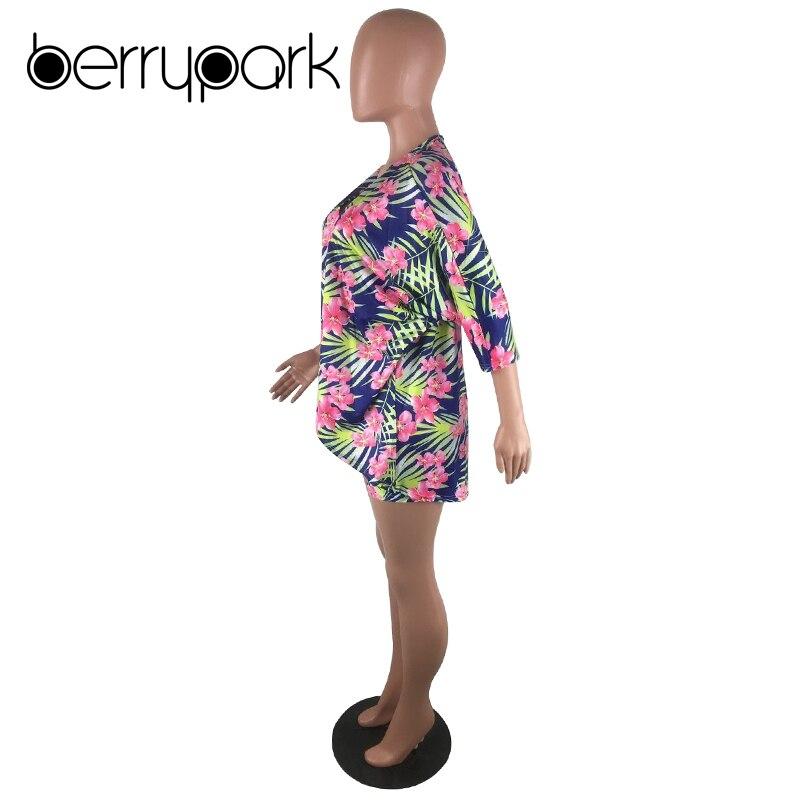 c5af07632f BerryPark malla perlas rebordear Sexy tres piezas Set trajes de verano ver  a través de la
