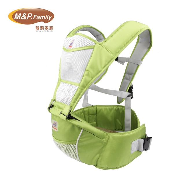 4-30 Months Breathable Multifunctional Front Facing Baby Carrier Infant Comfortable Sling Backpack Pouch Wrap Baby Kangaroo