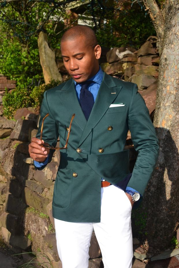 Popularne Green Double Breasted Suit- kupuj tanie Green Double ...