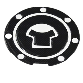 1pcs Carbon Fiber Tank Pad Tankpad Protector Sticker For Motorcycle Universal Free Shipping 1