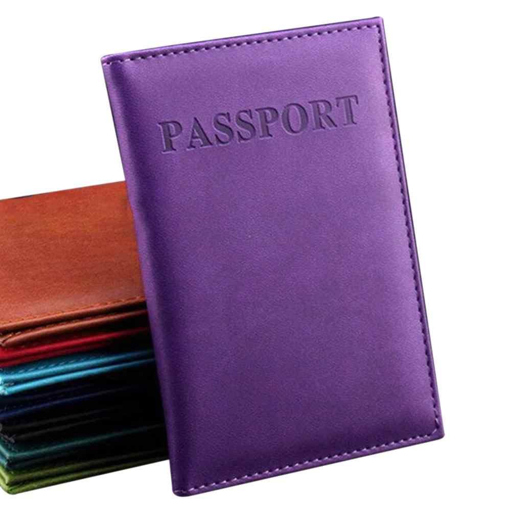 Nieuwe Cover Travel Passport Cover Card Case Universele Reizen Creditcardhouder Reizen Paspoorthouder