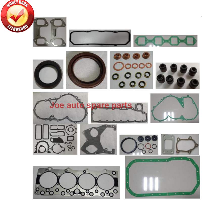 4bd1 4bd1t To Win A High Admiration And Is Widely Trusted At Home And Abroad. Sunny Engine Full Gasket Set Kit For Hitachi Ex120-1 Ex150-1 Isuzu Jcb Js110 Js130 Excavator Offway Engine Auto Replacement Parts