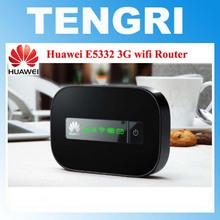 Original Unlocked Huawei E5332 21.6M 3G 900/2100MHz Wireless Router Pocket WiFi Mobile Hotspot PK Huawei E5336 E586 E5331