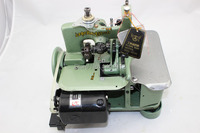 Overlock sewing machine (three line of household kao edge sewing machine Three wire locked stitcher (send motor) GN1 1 a