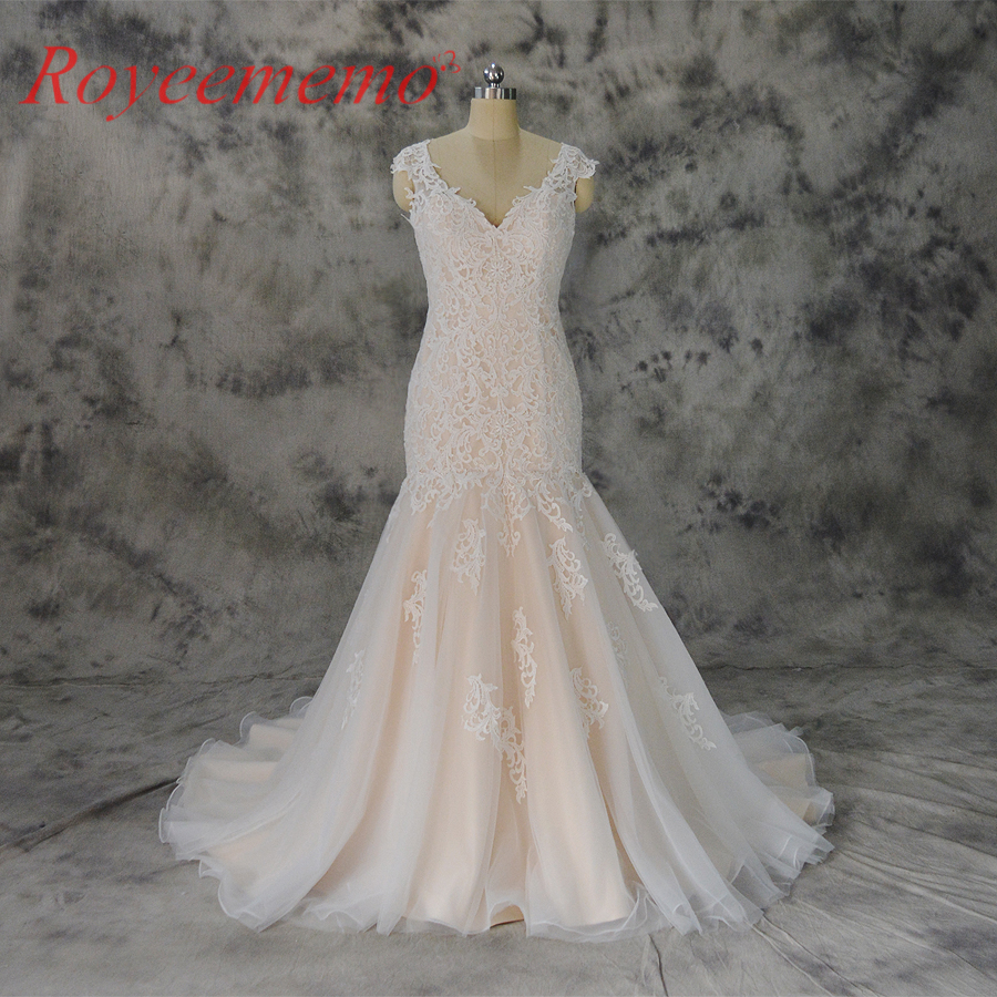 Classic Ivory Wedding Dresses: Aliexpress.com : Buy Vestido De Noiva Champagne And Ivory