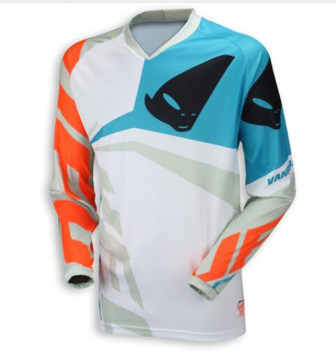 2019 new downhill T shirt motocross jersey riding sweatshirt long sleeved jersey in Cycling Jerseys from Sports Entertainment