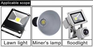 Image 5 - LED צ יפ COB אין צורך נהג 200 W 150 W 100 W 50 W 30 W 20 W 220 V קלט שבבי שבב לומן גבוה לdiy זרקור הארה LED אור
