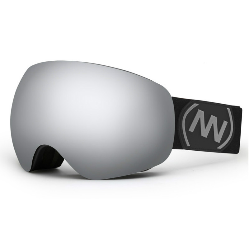 NANDN Marque ski lunettes double couches UV400 anti-brouillard grand masque de ski lunettes ski Lunettes hommes et femmes neige snowboard lunettes