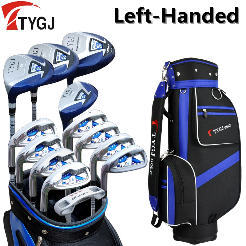 buy brand ttygj 13 pieces golf clubs. Black Bedroom Furniture Sets. Home Design Ideas