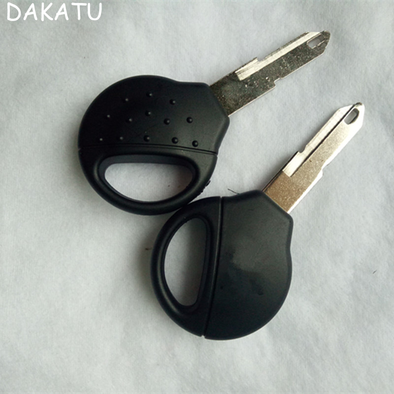 dakatu transponder car key case for peugeot 206 key shell. Black Bedroom Furniture Sets. Home Design Ideas