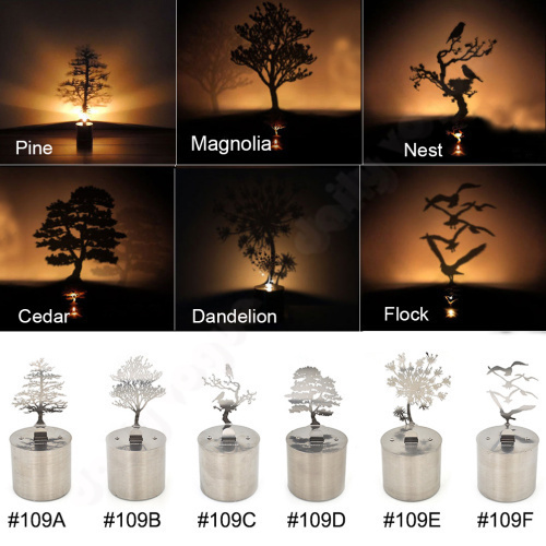 3d93a148ed6a4 1Piece Novelty Funny Lumen Oil Candle Shadow Projectors   Creative LED  Shadow Lamp Free Shipping